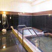 ◆ジャグジー付きの温泉大浴場
