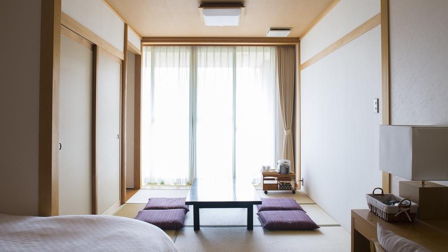 ◆二人でゆったり和洋室