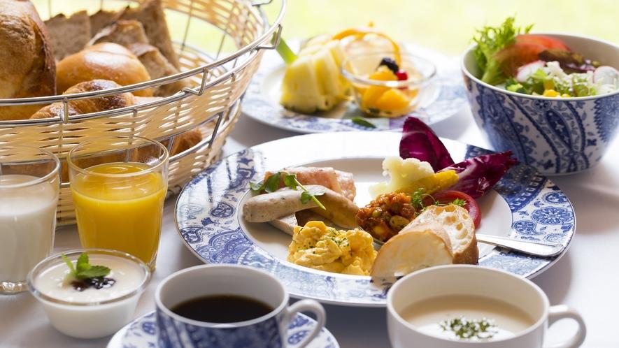 ◆美味しい朝食をお腹いっぱい召し上がれ♪
