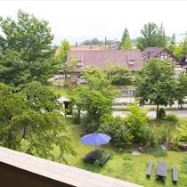 ◆ベランダからの眺望