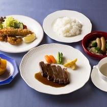 ◆お子様洋食コースの一例