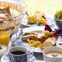 ◆おいしい朝食をお腹いっぱい召し上がれ♪