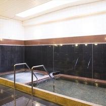 ◆天然のラジウム温泉をお楽しみください
