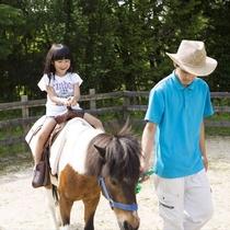 ◆ポニー乗馬