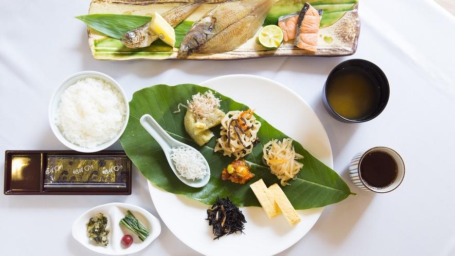 ◆和食、洋食共に、充実した朝食ビュッフェ