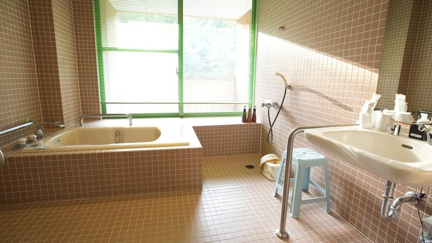 ◆バリアフリーツインルーム(トイレ)