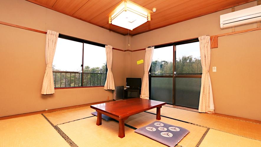 ◆1~3名の和室です。テレビエアコンが付いています
