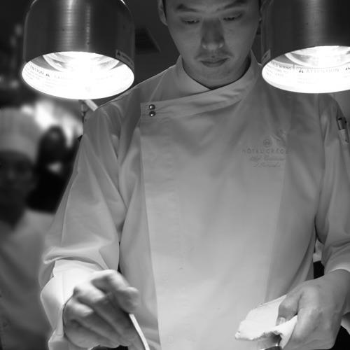フランスの星付きレストランで腕を磨いた兵頭賢馬エグゼクティブシェフ