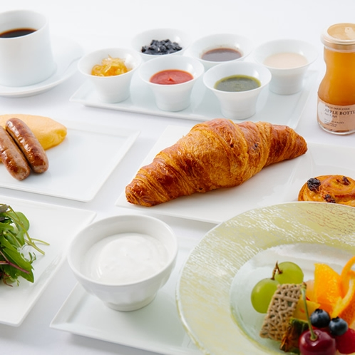 【朝食】 さらに美味しくリニューアルしました♪