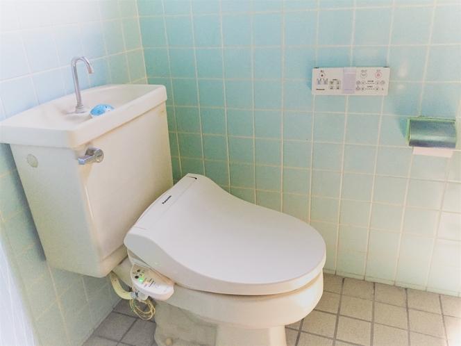 トイレ(ウオッシュレット付き)2か所