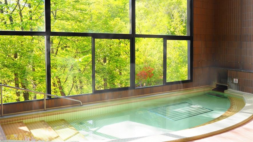 紅彩館 大浴場( 霊山の湧き水 × 薬草 )