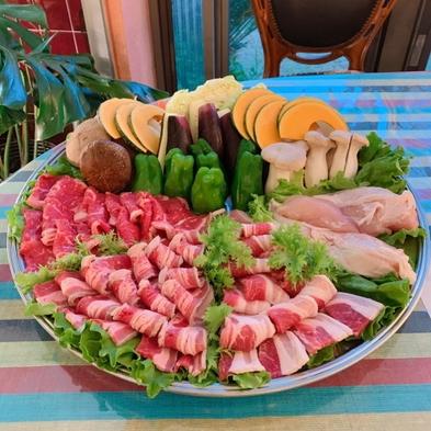 【夏シーズン】太平洋一望のバーベキューテラスでBBQプラン!お子様歓迎!ご家族お友達同士でワイワイ♪
