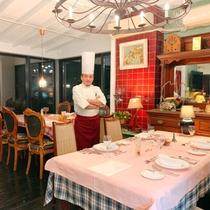 フレンチをはじめ様々な洋食料理、イタリアンにいたるまで世界の洋食料理をお楽しみください。
