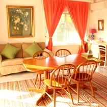 【簡易キッチン付】2階ヨーロッパ風客室(56平米・禁煙)