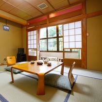 8畳+廊下付きのお部屋(ファミリーやグループにおすすめ)