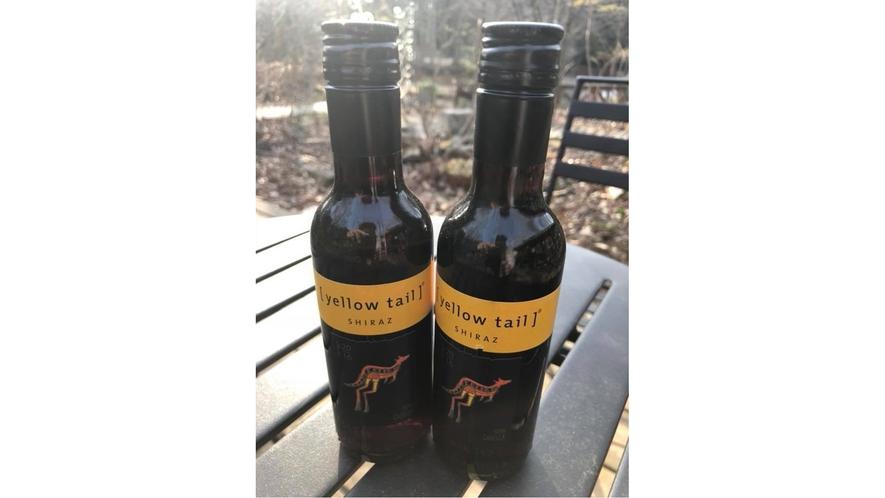 *【イベント】イベントにてご提供したワイン「イエローテイル・シラーズ」自然の中でいただくお酒は最高!