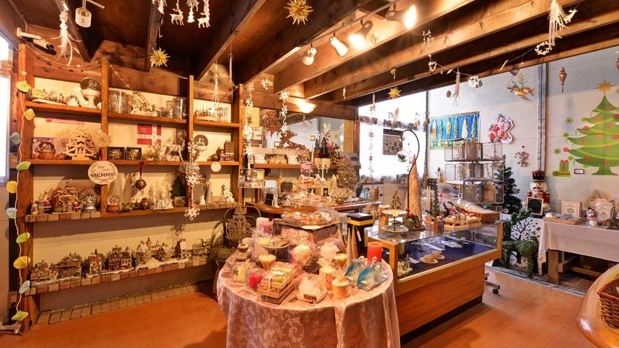 *【santa-zakka market VeryMerry】当館ならではのクリスマス、サンタグッズ