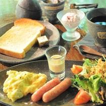 *【朝食例】さわやかな目覚めにぴったり。心もからだも喜ぶご朝食をご用意いたします。