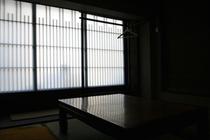 煤竹 和室 格子 Susutake Tatami