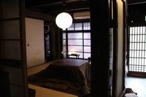 和室 ラウンジ Tatami lounge