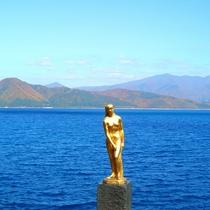 *【紅葉】田沢湖