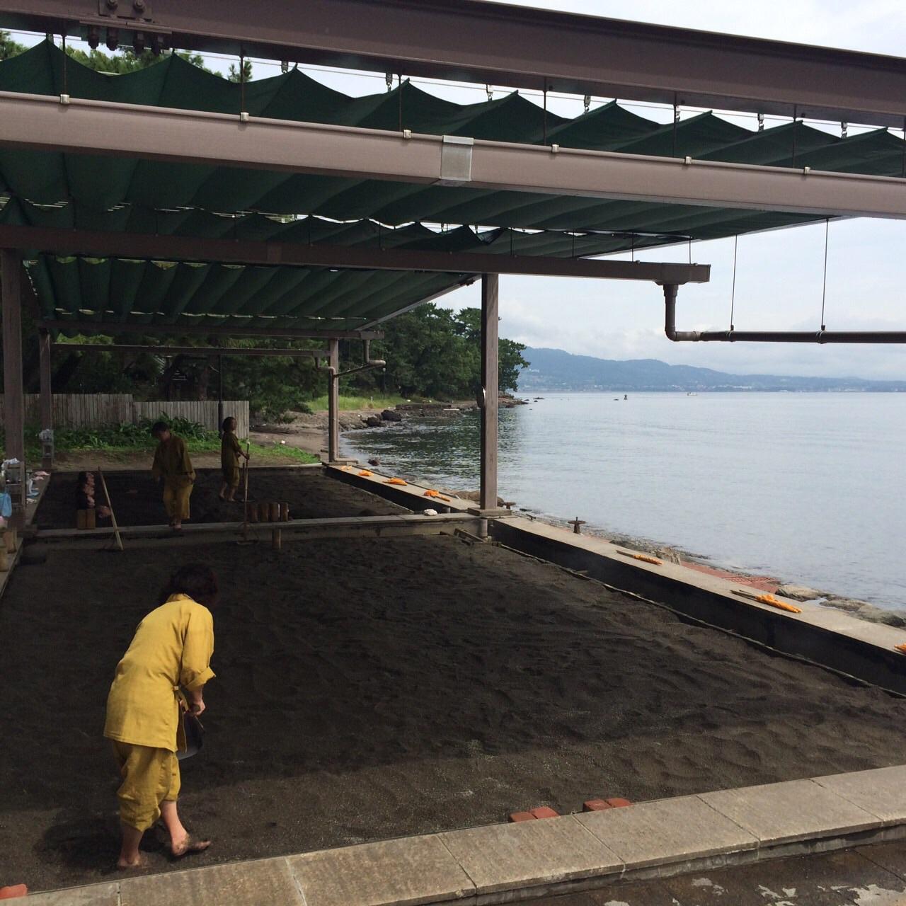 海浜砂湯2