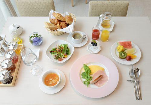 朝食 洋食(イメージ)