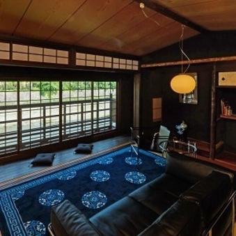 【といち町】お部屋からの鴨川の眺めは絶景!京町家一棟貸し切り