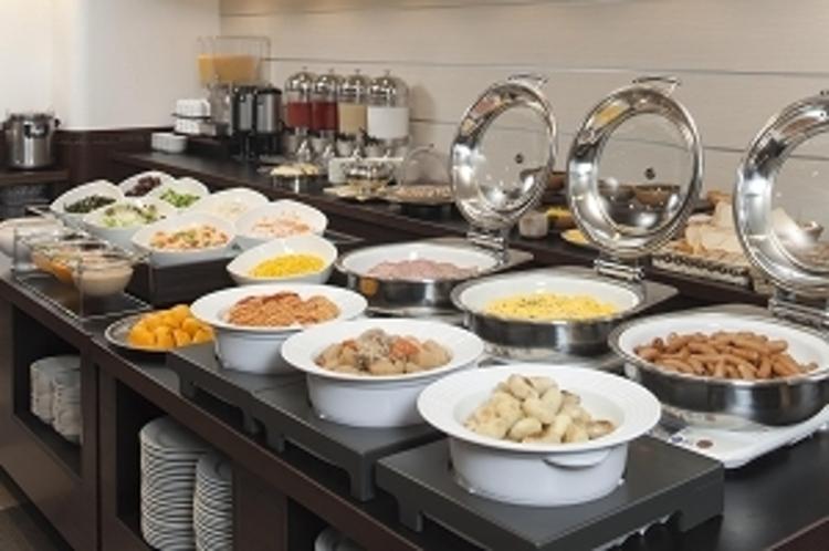 朝食料理ボードNEW