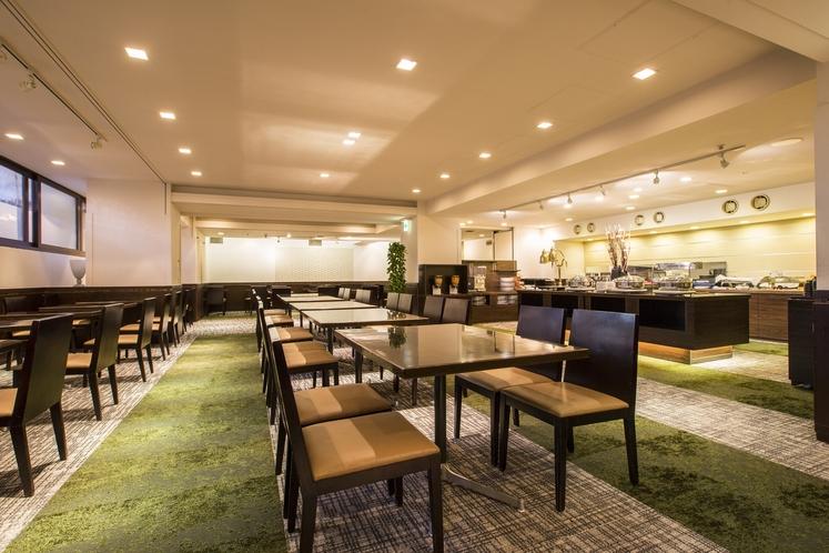 レストランホール