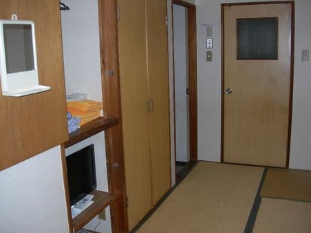 和室 バス トイレ付