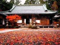 秋の延暦寺