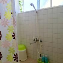 共用シャワールーム