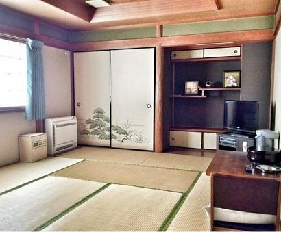 ファミリーにおすすめプラン【和室2室大浴場トイレ付】
