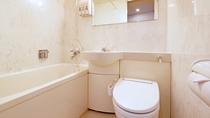 全室にバス・トイレを完備しております。(写真は一例です)