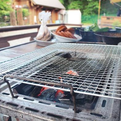 【BBQセットレンタル付|布団】◆夜はみんなでBBQ!食材はお好きなものを持ち寄って♪