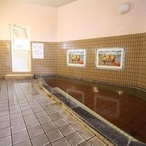 *【温泉】センターハウス内にある温泉にはご自由にお入りいただけます。