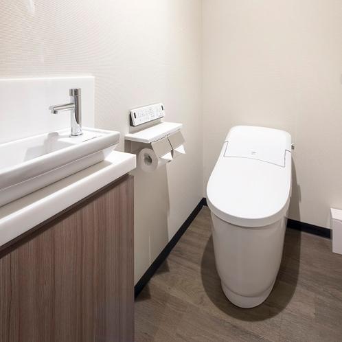 バスルーム セパレートタイプ(スーペリアトリプル・スタンダードフォースのみ)
