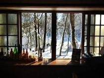 リビング 冬