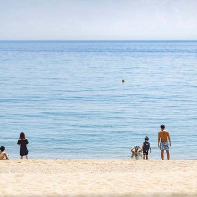 【洲本温泉旅応援】シーアイガ海月から徒歩3分☆ビーチサイドのログハウスで素泊まりプラン【駐車場無料】