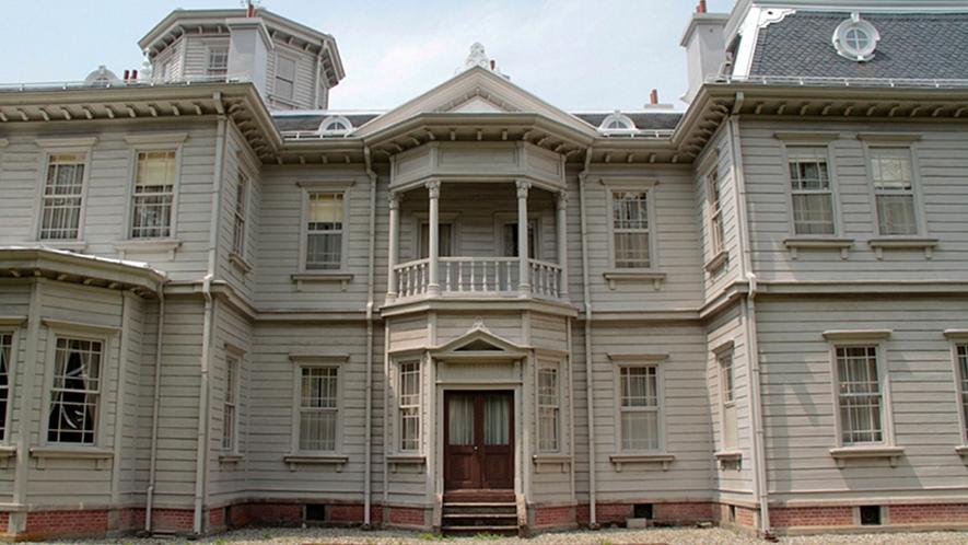 【天鏡閣】国重要文化財に指定されたのを契機に修復し、一般に公開されています。