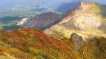 【秋の磐梯山】古く万葉の時代から「会津嶺」として全国にその名を知られていました。