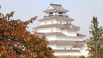 【鶴ヶ城】会津エリア。日本国内の城では4番目の高さを誇る鶴ヶ城。