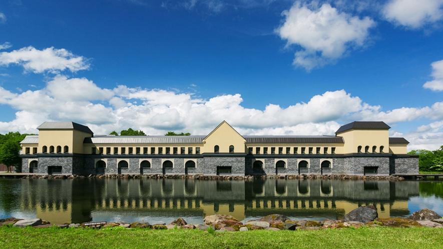 【諸橋近代美術館】サルバドール・ダリのコレクションが充実しています。