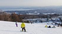 【星野リゾート アルツ磐梯スキー】豊北最大規模の全29コースを誇るスノーリゾート。