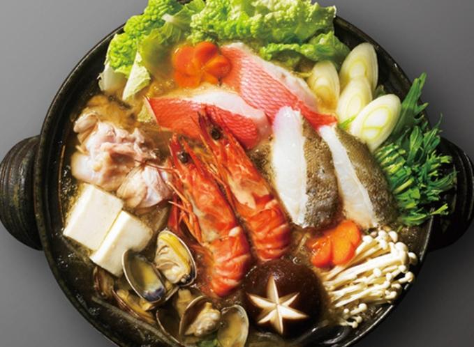 冬季夕食メニュー 寄せ鍋