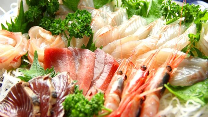 【平日限定】★1万円で舟盛付き★旬の海の幸プラン