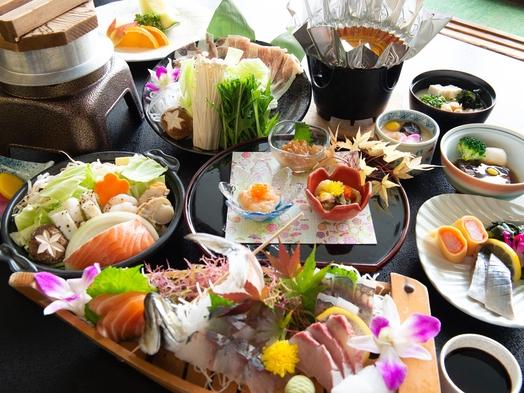朝・夕食 (海鮮、雲仙ポーク... 贅沢 松御膳)プラン