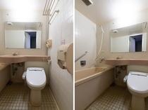 【喫煙】和室1~3名様 バス・トイレ
