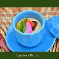 夕食の一例『茶碗蒸し』